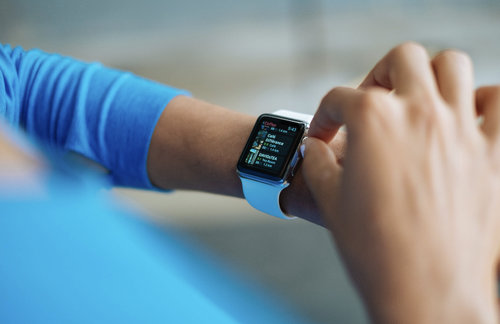 Data firm ranks top wearables for clinical research